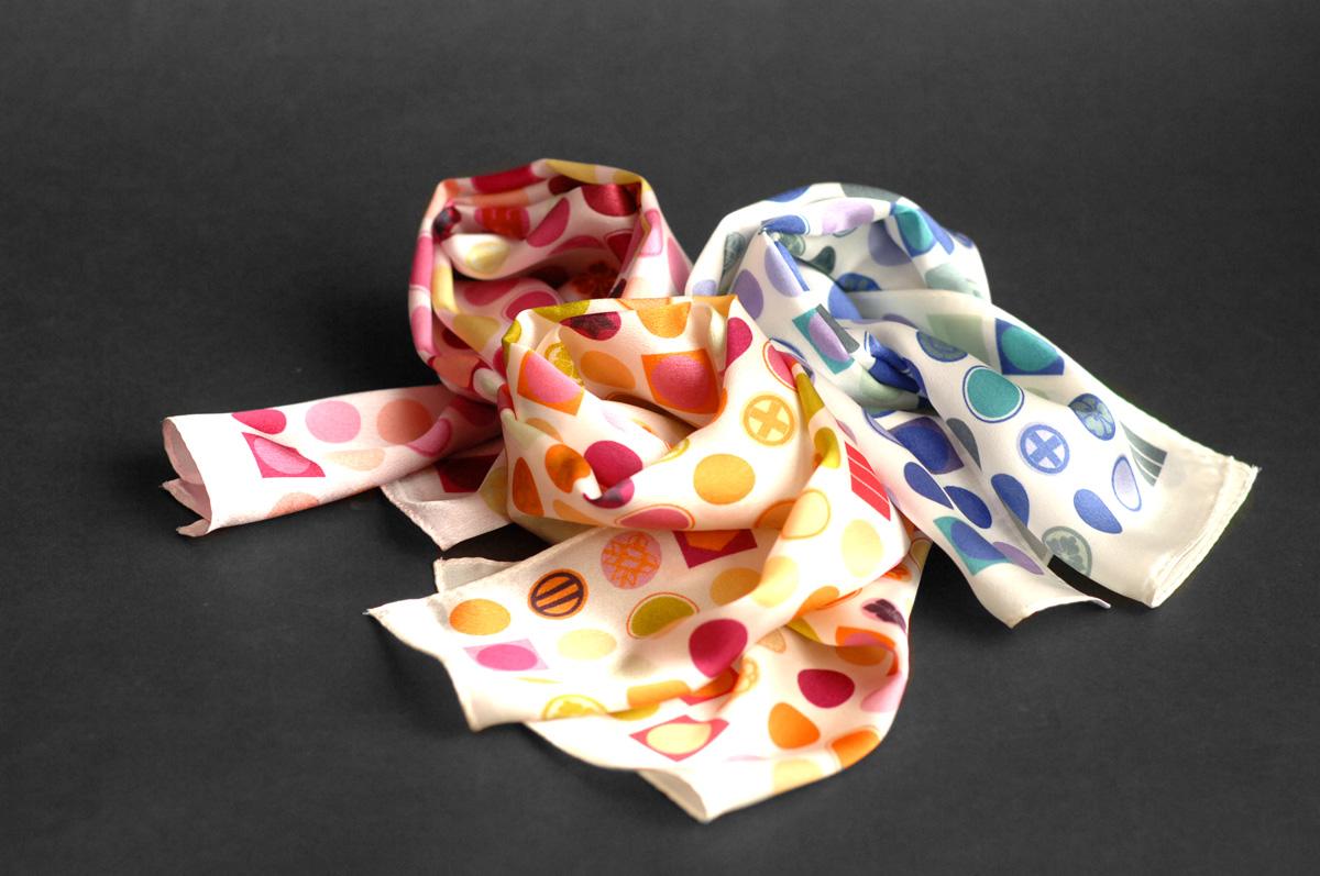 スカーフS